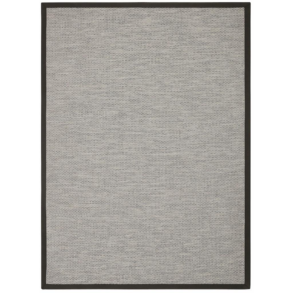 Dekowe Teppich »Naturino Color«, rechteckig, 7 mm Höhe, Flachgewebe, Sisal-Optik, Wunschmass, In- und Outdoor geeignet, Wohnzimmer