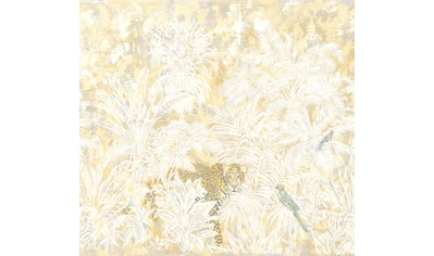Komar Fototapete »Vliestapete Jungle Maze«, bedruckt-geblümt-floral-realistisch, 300 x... kaufen