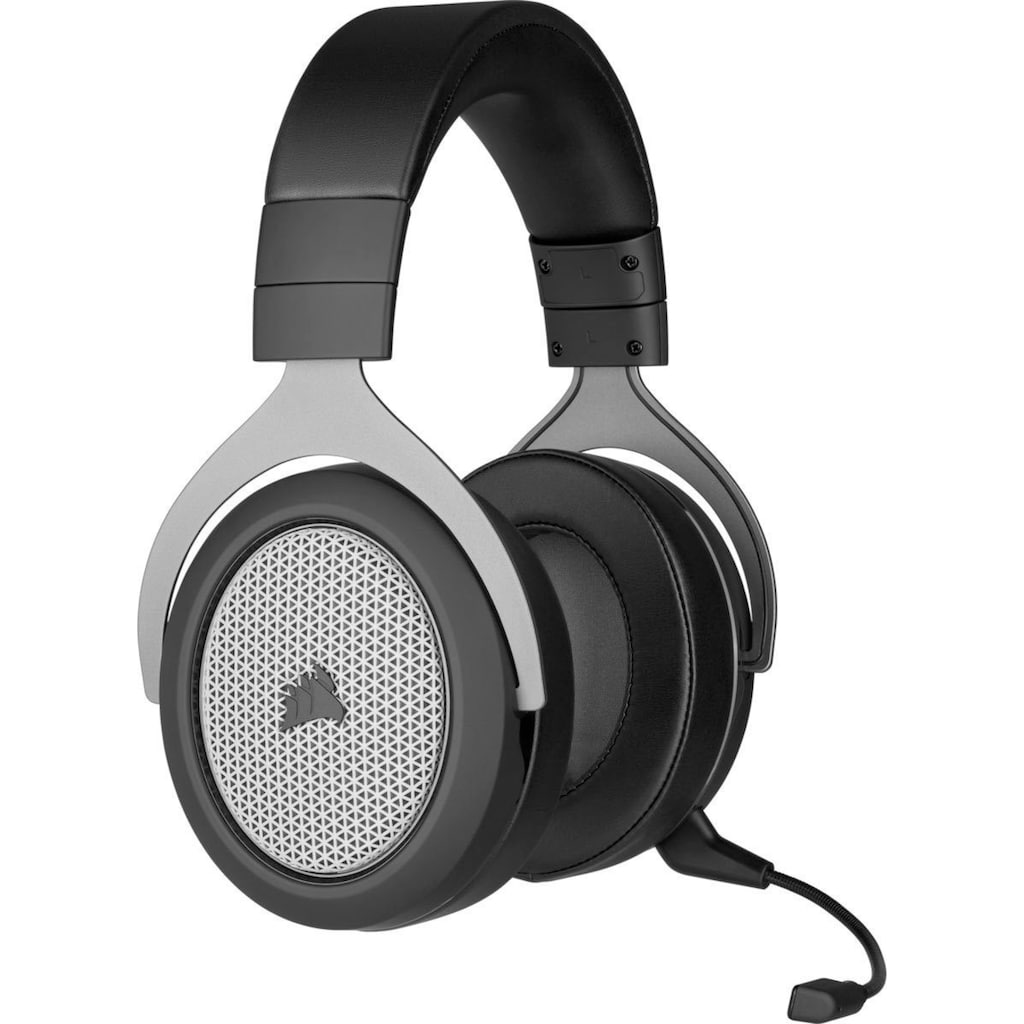 Corsair Gaming-Headset »HS75 XB Wireless«, Mikrofon abnehmbar-Noise-Cancelling, inkl. Xbox »Daystrike Camo Special Edition« Wireless-Controller
