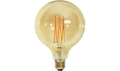 Home affaire LED-Filament »Vintage Gold«, E27, dimmbar, Maße: 7,8x17,5 cm kaufen