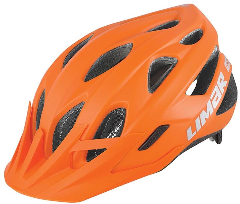 LIMAR Fahrradhelm 545 orange Rad-Ausrüstung Radsport Sportarten