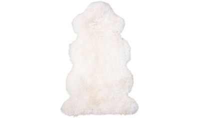 Fellteppich, »Lammfell 156 weiß«, Heitmann Felle, rechteckig, Höhe 70 mm, gegerbt kaufen