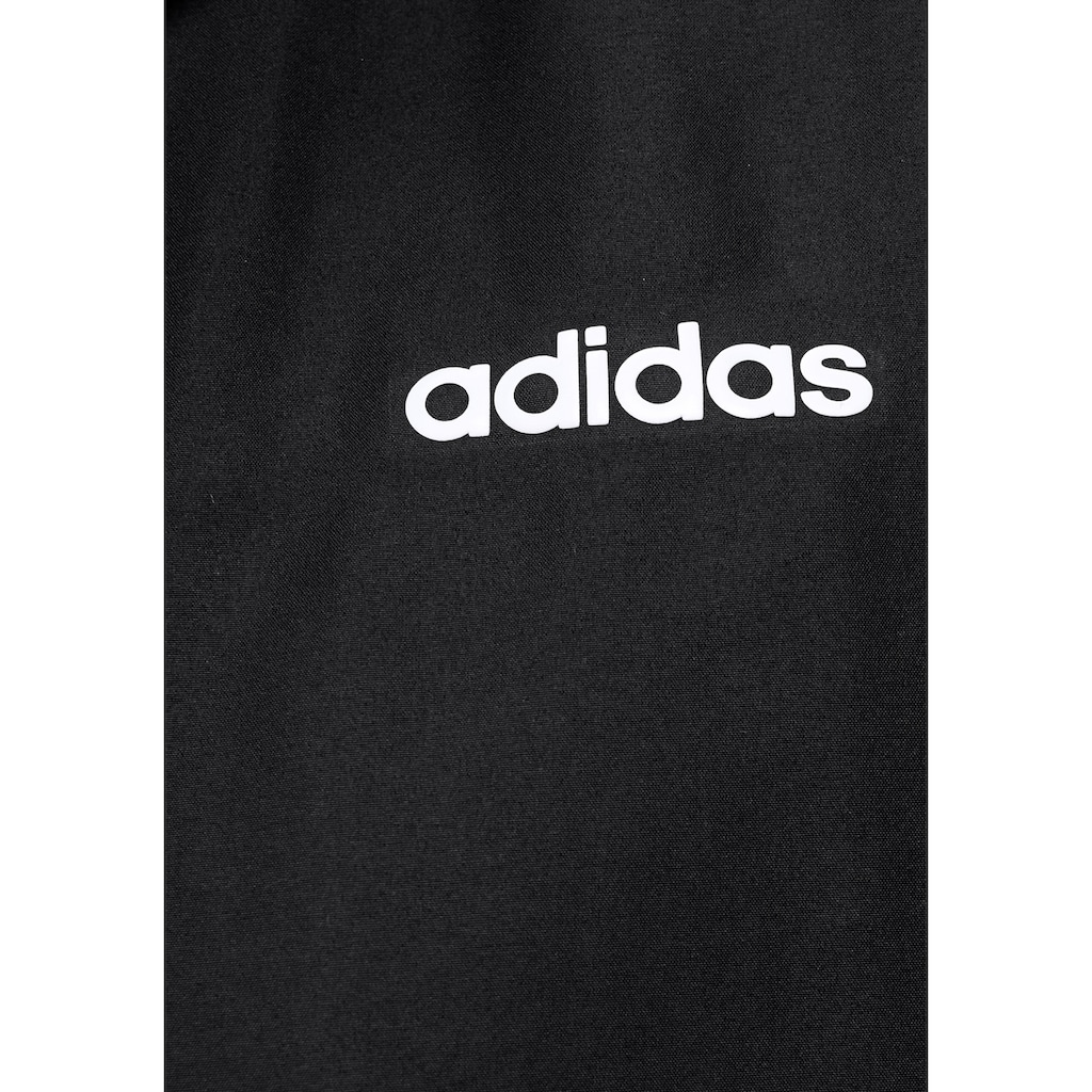 adidas Performance Trainingsanzug »3-STREIFEN WOVEN CUFFED«, (Set, 2 tlg.)