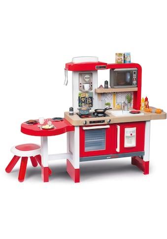 Smoby Spielküche »Tefal Evo Gourmet Küche«, (44 St.), Made in Europe kaufen