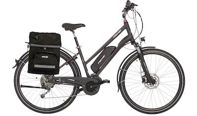 FISCHER Fahrräder E-Bike »ETD 1920«, 10 Gang, Shimano, Deore, Mittelmotor 250 W kaufen