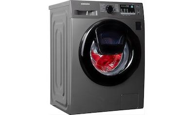 Samsung Waschmaschine »WW7ET4543AX/EG«, WW4500T INOX, WW7ET4543AX/EG, AddWash kaufen