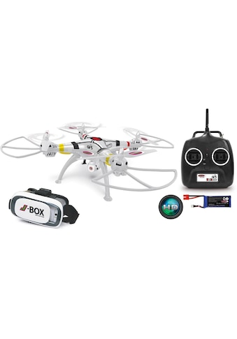 Jamara RC-Quadrocopter »Payload GPS VR Drone Altitude HD«, mit Kamera kaufen