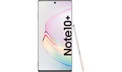 Samsung Galaxy Note10 Plus  -  256 Smartphone (17,16 cm / 6,8 Zoll, 256 GB, 12 MP Kamera) kaufen