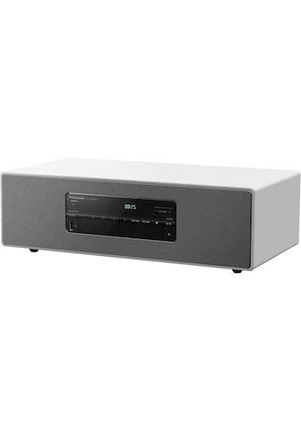 Panasonic Audio-System »SC-DM504«, HiFi Micro System mit 40W, CD, Bluetooth, DAB+ kaufen