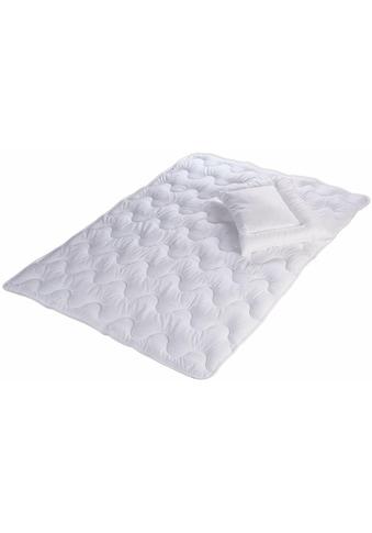 Kinderbettdecke + Kopfkissen, »Kids«, Jekatex, (Spar - Set) kaufen