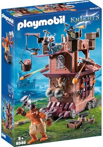 """Playmobil® Konstruktions - Spielset """"Mobile Zwergenfestung (9340), Knights"""", Kunststoff kaufen"""