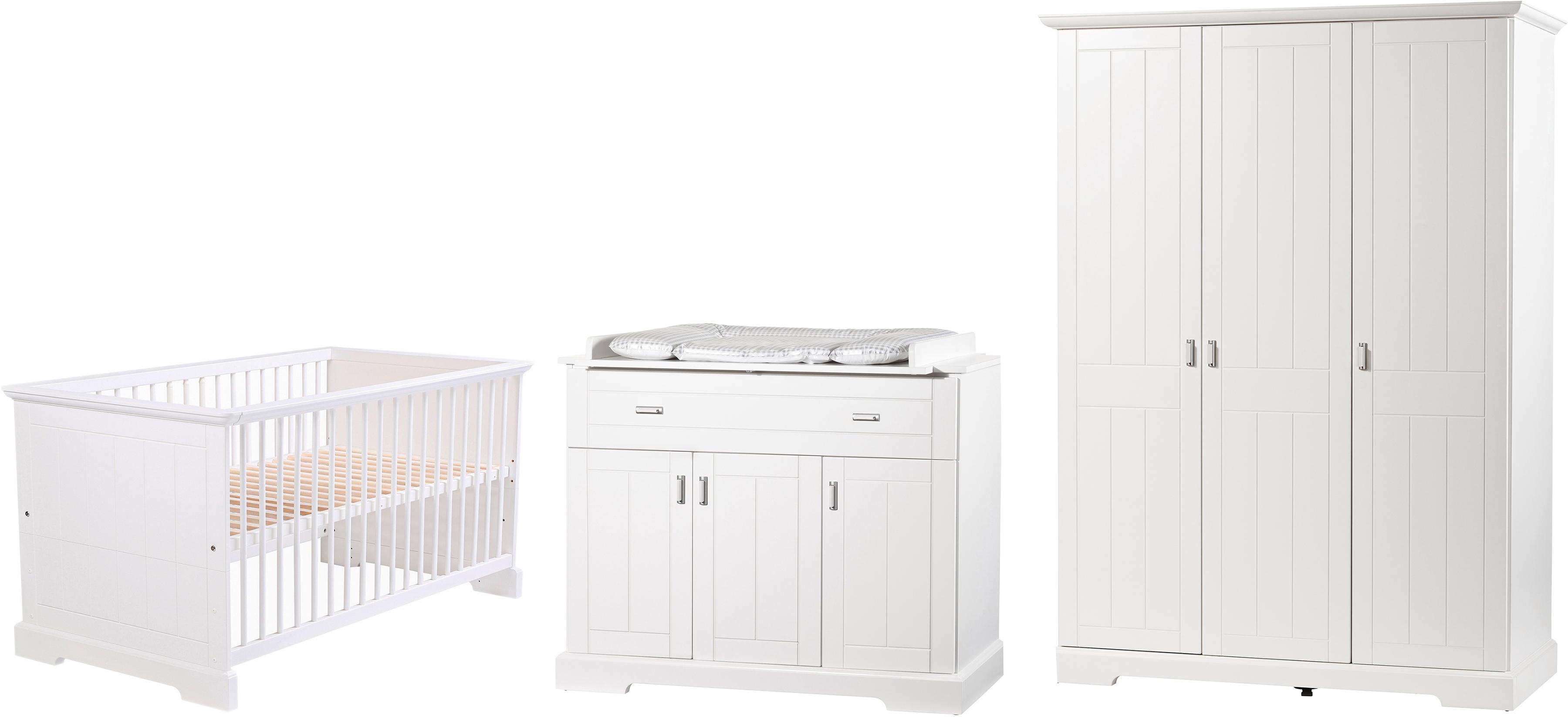 Geuther Babyzimmer Set 3 Tlg Kinderzimmer Cottage Kaufen Baur