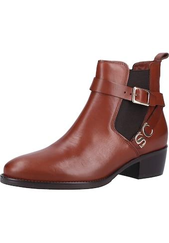 Scapa Stiefelette »Leder« kaufen