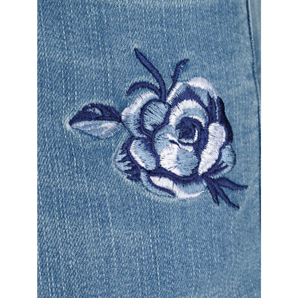 Dress In 3/4 Jeans Laura Slim