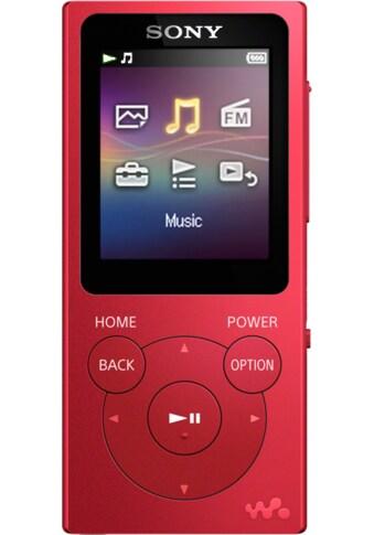 Sony MP3 - Player »Walkman NW - E394 8GB« kaufen