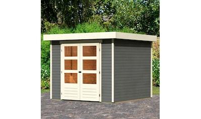 Karibu Gartenhaus »Arnis 3,5« kaufen