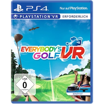 Everybody's Golf VR PlayStation 4 kaufen