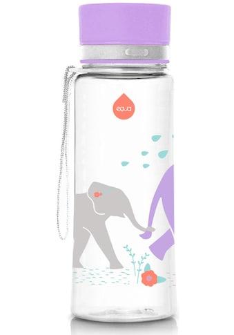 equa Trinkflasche »Kids Elephant«, Tritankunststoff, Inhalt 600 ml kaufen