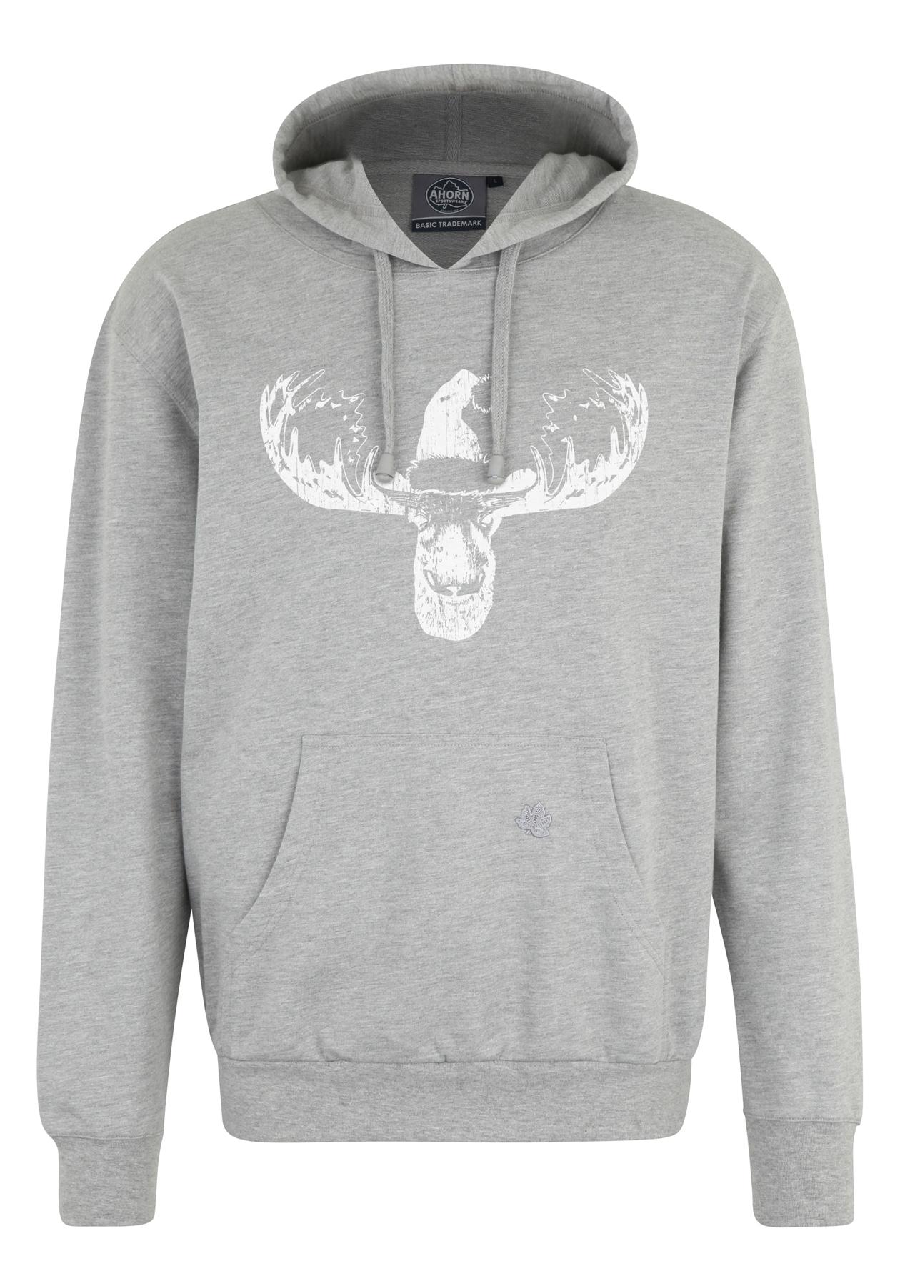 ahorn sportswear -  Kapuzensweat mit praktischer Kangaroo-Tasche