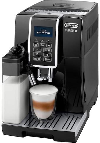 De'Longhi Kaffeevollautomat »Dinamica ECAM 356.57.B«, mit 4 Direktwahltasten, Kaffeekannenfunktion kaufen