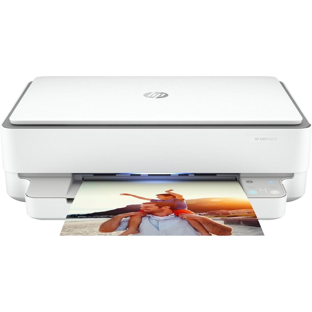 HP »Envy 6020 AiO Printer« Multifunktionsdrucker (WLAN (Wi-Fi))