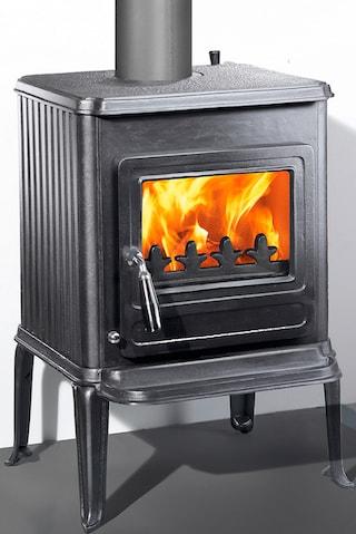 globefire gussofen saturn gusseisen 6 kw ext. Black Bedroom Furniture Sets. Home Design Ideas