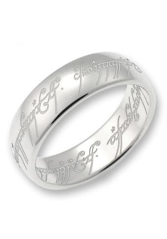 Der Herr der Ringe Silberring »Der Eine Ring  -  Silber, 10004046« kaufen