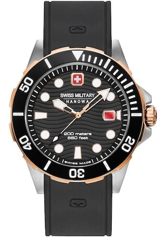 Swiss Military Hanowa Schweizer Uhr »OFFSHORE DIVER, 06-4338.12.007« kaufen
