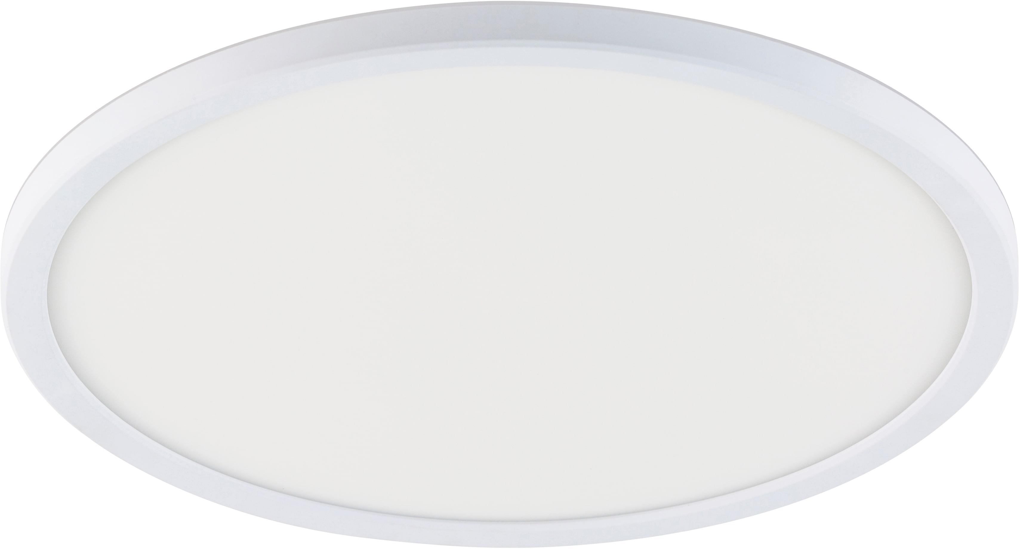 Nordlux LED Deckenleuchte OJA 29 IP54 2700 K, LED-Board, Warmweiß, Auch für Außen geeignet