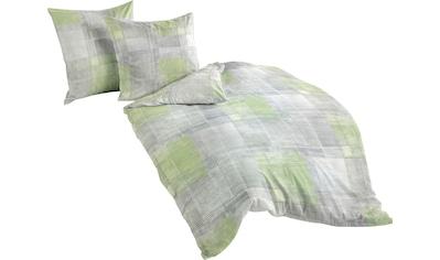 Bettwäsche »Natural Green«, BIERBAUM kaufen