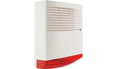 Schwaiger Sirenen - Attrappe im klassischen Design »Red Secure« kaufen