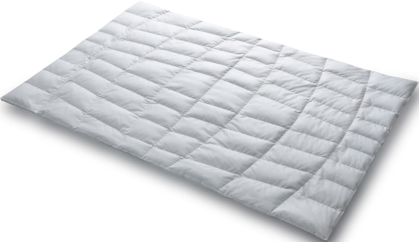 Daunenbettdecke Smaragd Schlafstil normal Füllung: 100% Daunen
