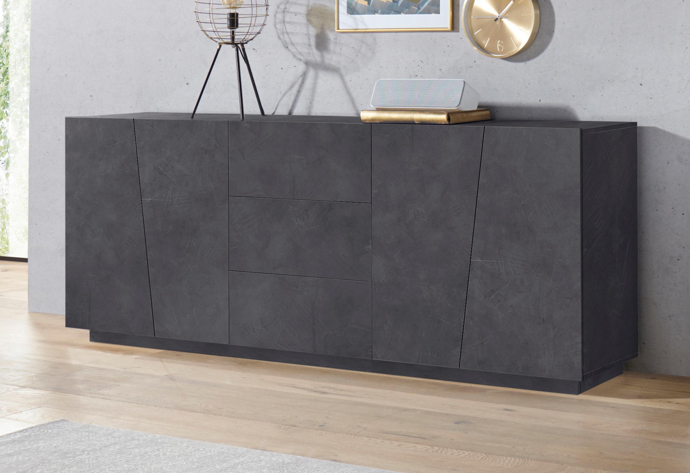 Tecnos Sideboard Vega Breite 220 cm
