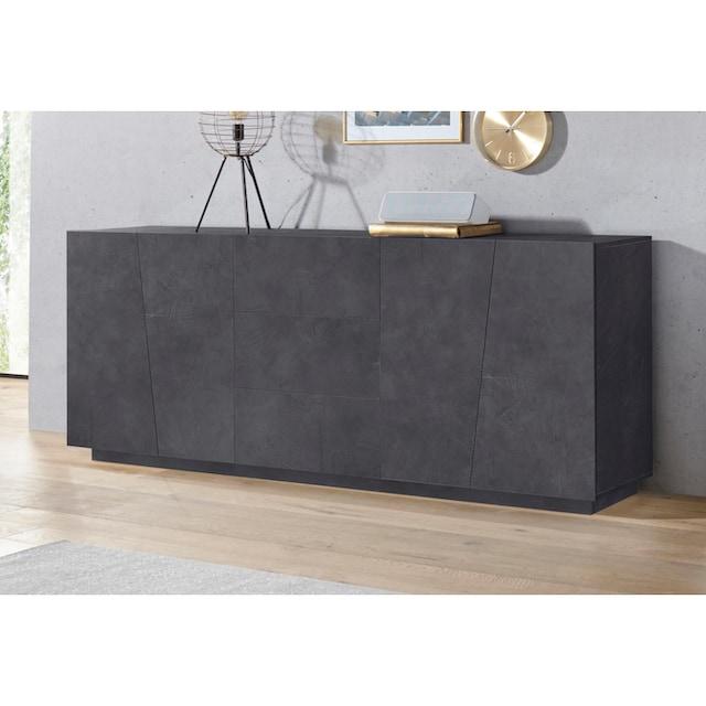 Tecnos Sideboard »Vega«, Breite 220 cm