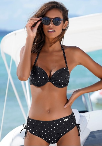 LASCANA Push - Up - Bikini - Top »Sparkel« kaufen
