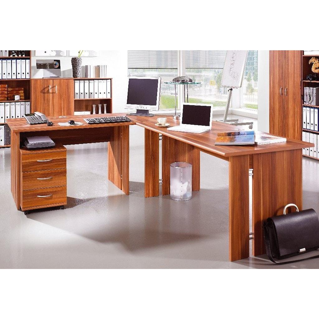 GERMANIA Schreibtisch »Juist«, mit Kabeldurchlass in der Arbeitsplatte