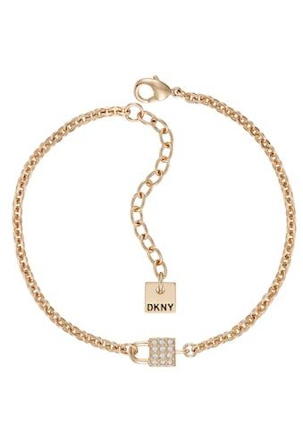 DKNY Armband »Small Pave Lock BR (GL), 5520113« kaufen