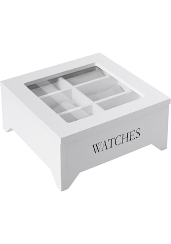 Home affaire Uhrenbox »WATCHES« kaufen