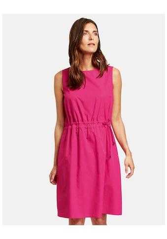 GERRY WEBER Kleid Gewebe »Ärmelloses Sweatkleid« kaufen