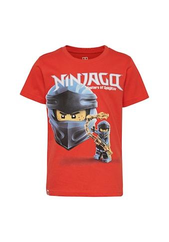 "LEGO® Wear Kurzarmshirt »CM-51113«, ""mit Druck mit dem Ninja Jay"" kaufen"
