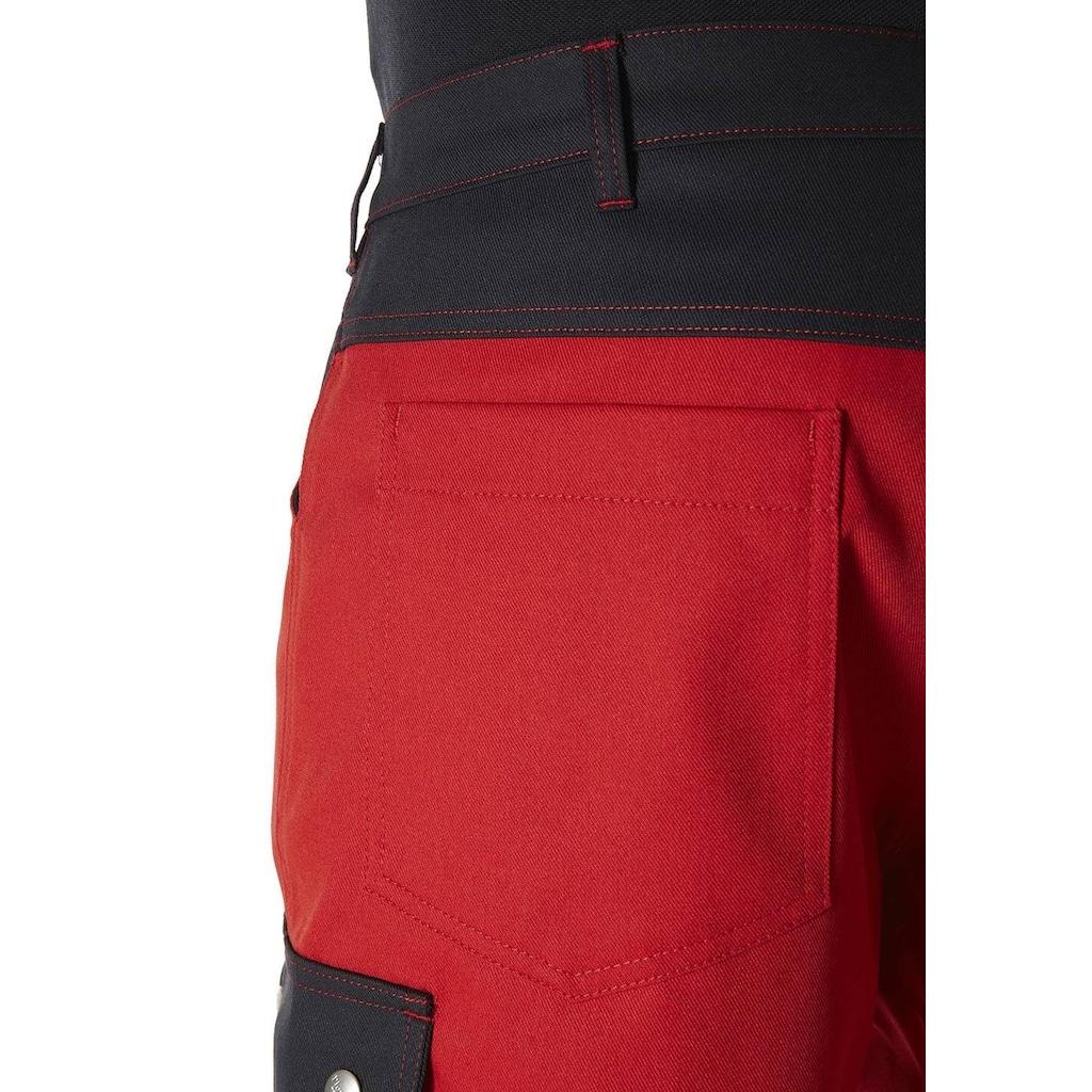 PIONIER WORKWEAR 5-Pocket-Bermuda Top Comfort Stretch