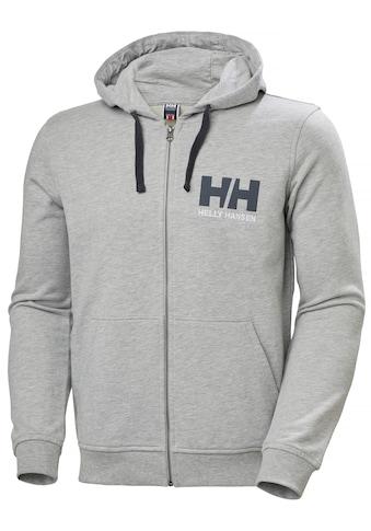 Helly Hansen Hh Logo Full Zip Hoodie kaufen