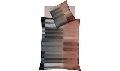fleuresse Wendebettwäsche »Bed Art 4149«, natürliche Streifen kaufen