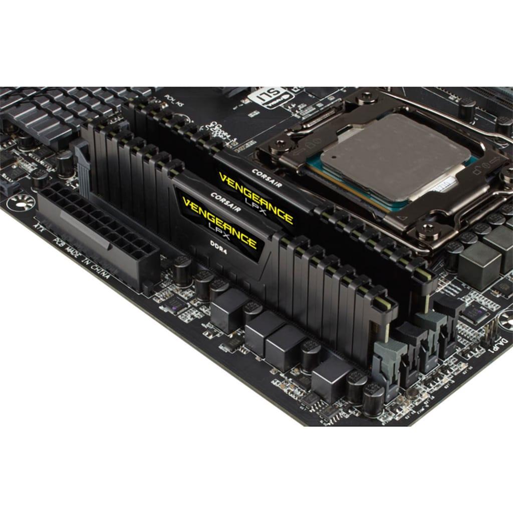 Corsair PC-Arbeitsspeicher »VENGEANCE® LPX 16GB (2x 8GB)«