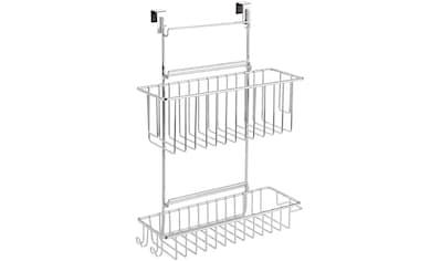 WENKO Küchenregal »Küchenschrank Einhängregal, mit 2 Ablagen«, zum Einhängen kaufen