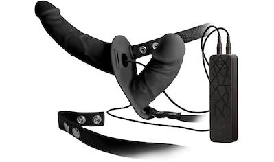 Excellent Power Umschnallvibrator »Double thruster Harness«, mit 2 Vibratoren kaufen