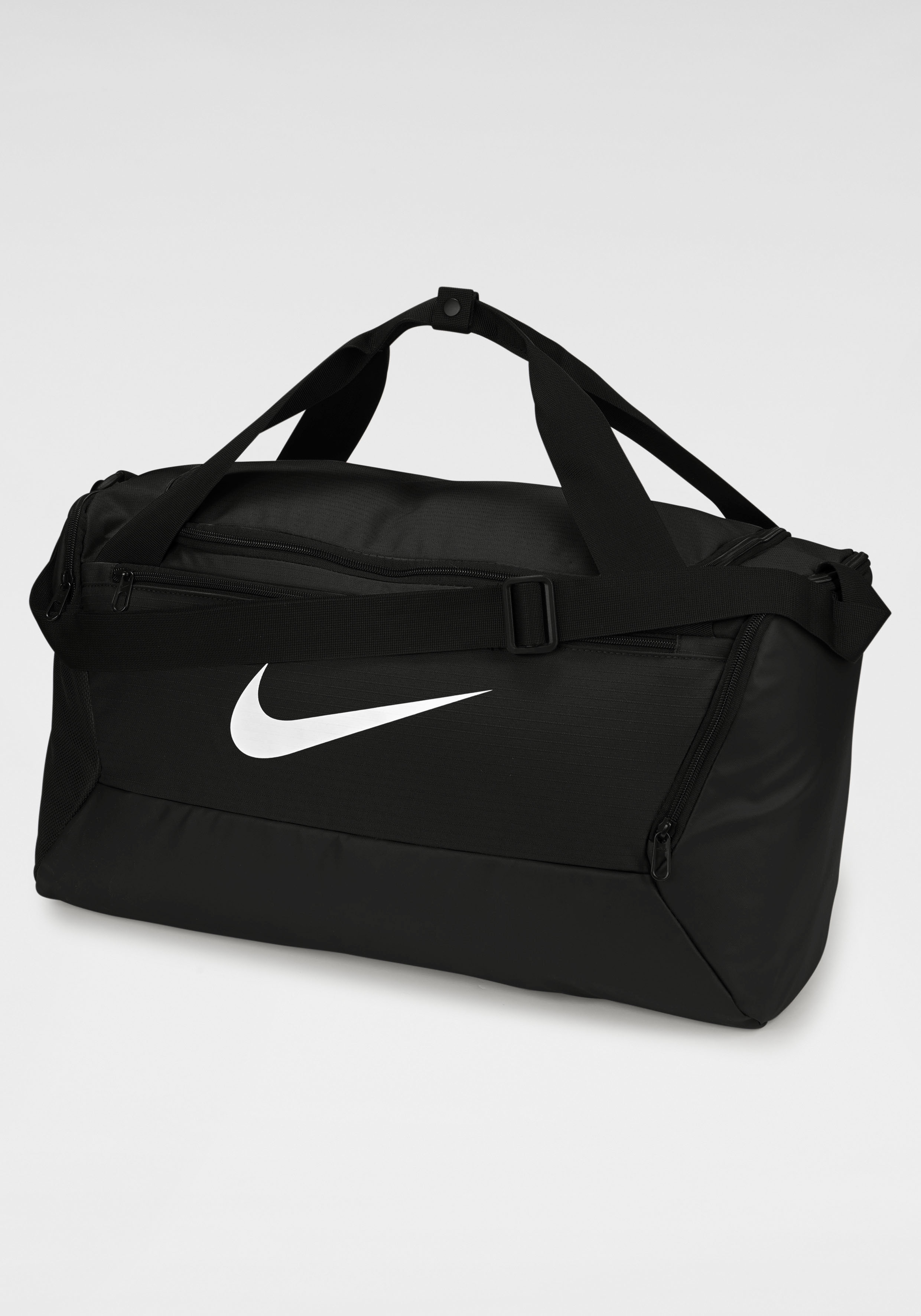 Nike Sporttasche NIKE BRSLA S DUFF -9.0 schwarz Taschen Unisex