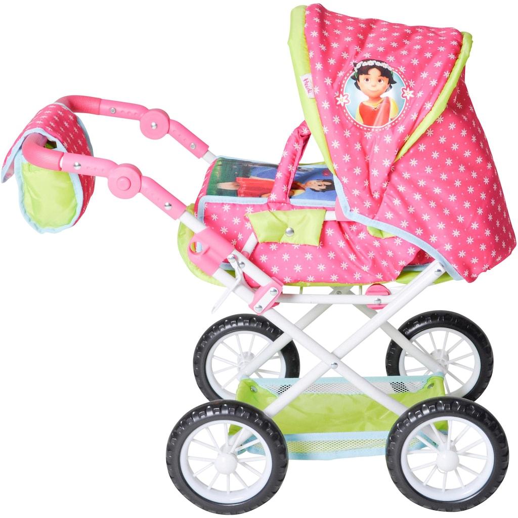 Knorrtoys® Kombi-Puppenwagen »Heidi-Ruby, knorr toys«
