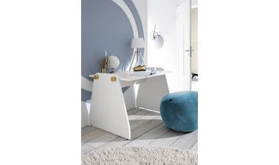 now! by hülsta Kinderschreibtisch »now! minimo«, mit höhenverstellbarer Tischplatte,... kaufen