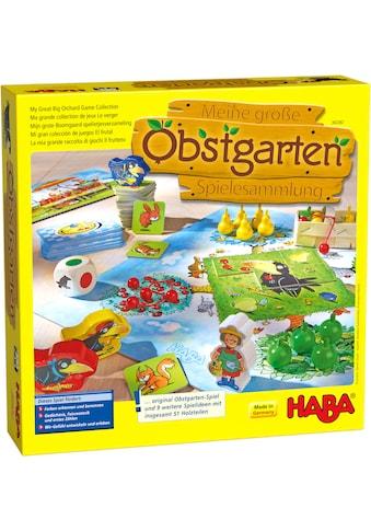 """Haba Spielesammlung, """"Meine große Obstgarten - Spielesammlung"""" kaufen"""